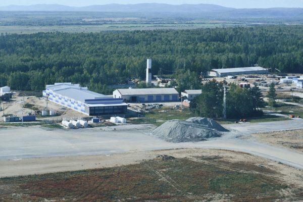 Реконструкция аэропортового комплекса в г. Зея, Амурская область; ИЭИ