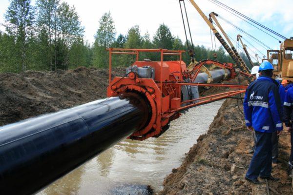 Газопровод-отвод и ГРС Сортавала Сортавальского района Республики Карелия; ОВВБ и РУРЗ